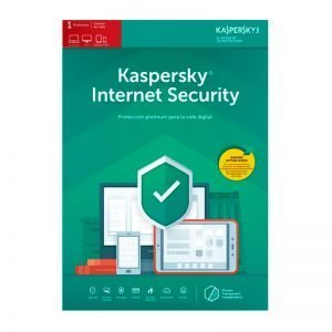 Kaspersky Internet Security Licencia Base ESD por 1 año – 1 Dispositivo