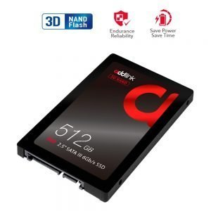 Disco Duro interno 2.5″ en estado solido 512 GB SSD addlink S20